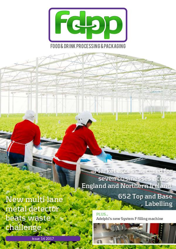 Food & Drink Process & Packaging Issue 14 2017