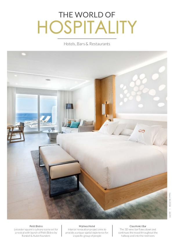 The World of Hospitality Issue 26 2018