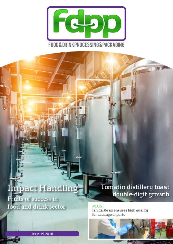 Food & Drink Process & Packaging Issue 19 2018