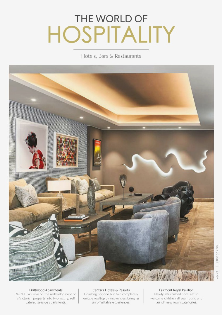 The World of Hospitality Issue 29 2018