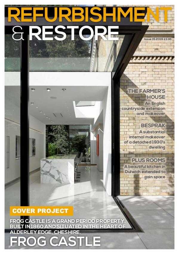 Refurbishment and Restore Issue 15 2019