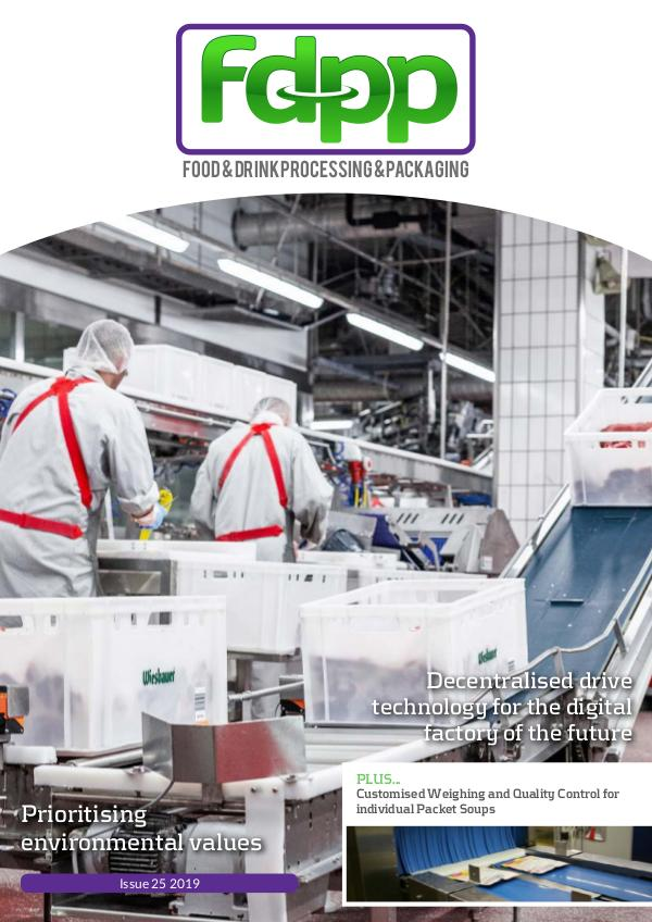 Food & Drink Process & Packaging Issue 25 2019