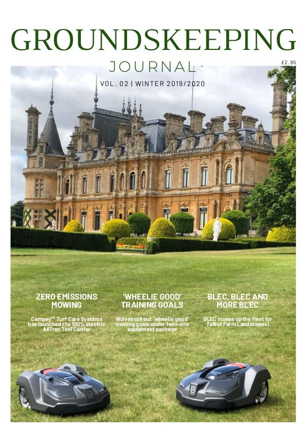 Groundskeeping Journal Issue 2 2020