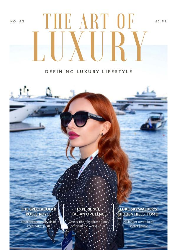The Art of Luxury Issue 43 2020