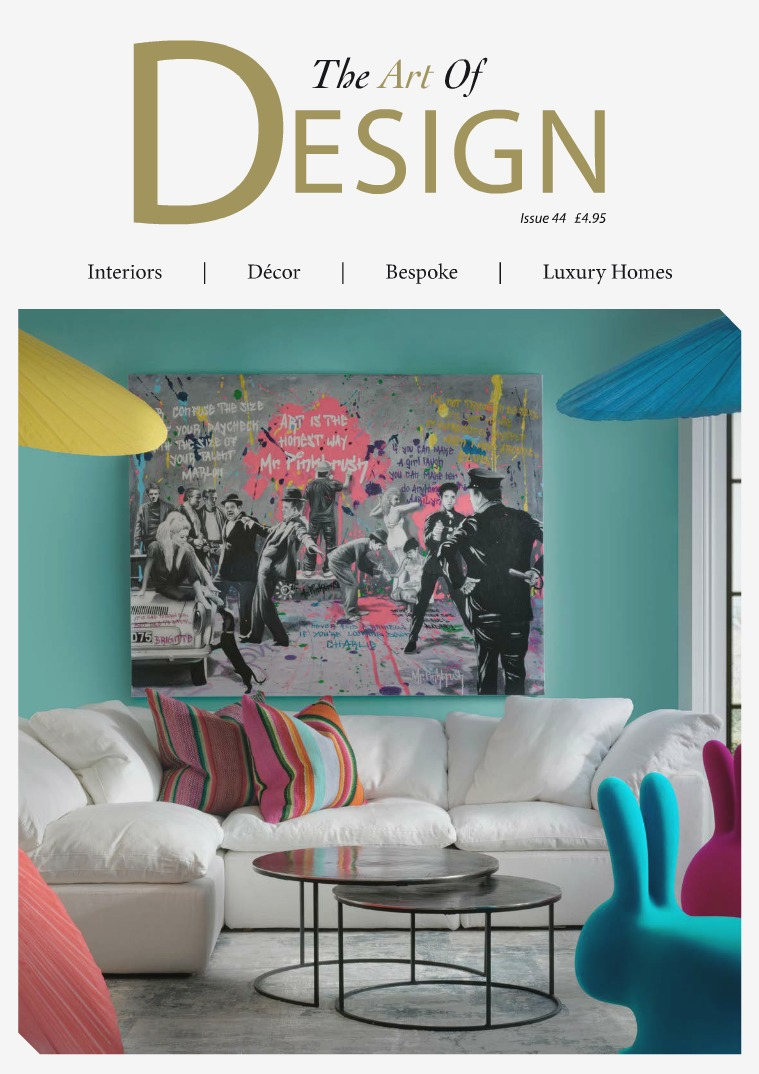 The Art of Design Issue 44 2020