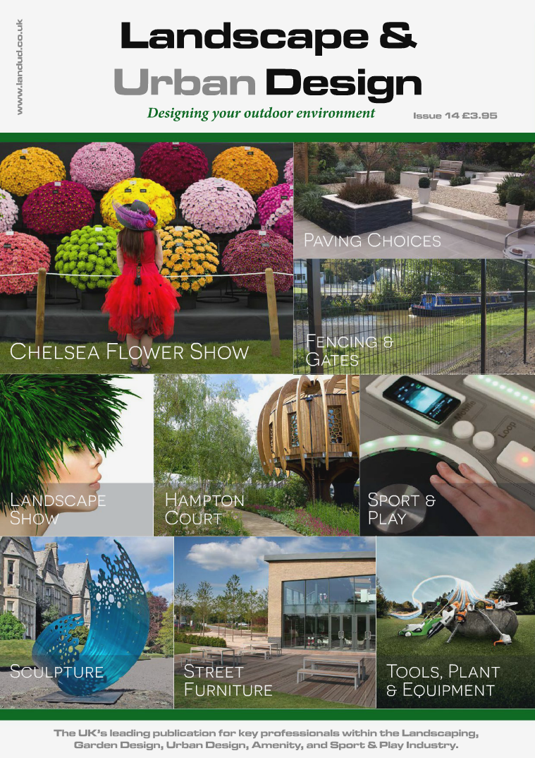 Landscape & Urban Design Issue 14 2015