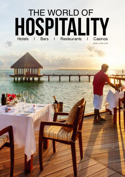 The World of Hospitality Issue 13 2015