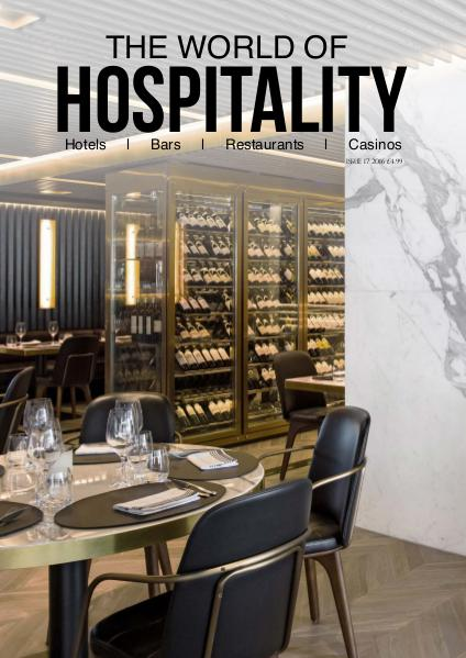 The World of Hospitality Issue 17 2016