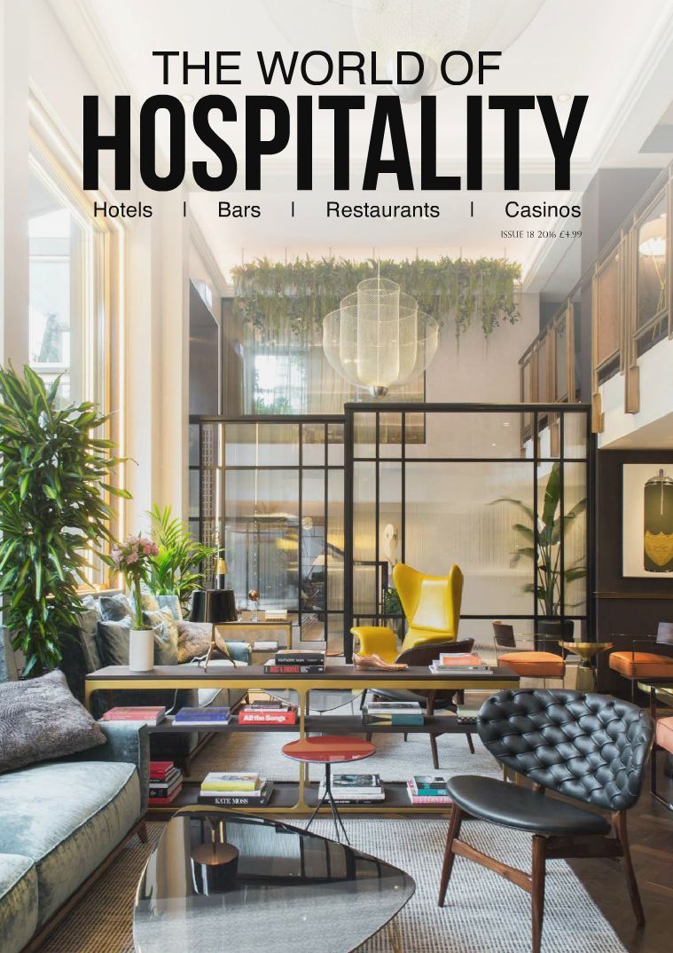 The World of Hospitality Issue 18 2016