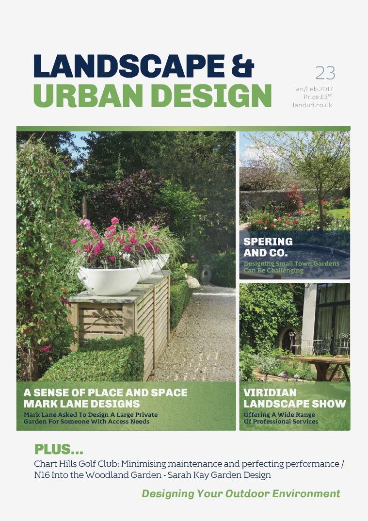 Landscape & Urban Design Issue 23 2017