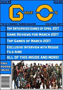Game On! magazine