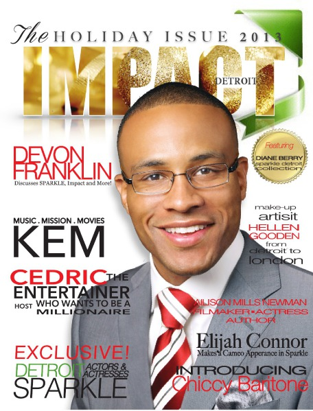 Impact Detroit Holiday Issue 2013
