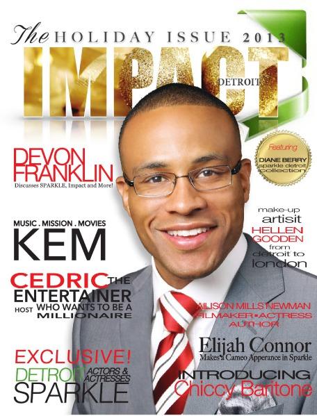 Impact Detroit Magazine Impact Detroit Holiday Issue 2013