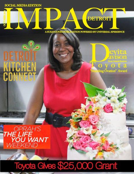 Impact Detroit Magazine Impact Detroit Magazine 2014