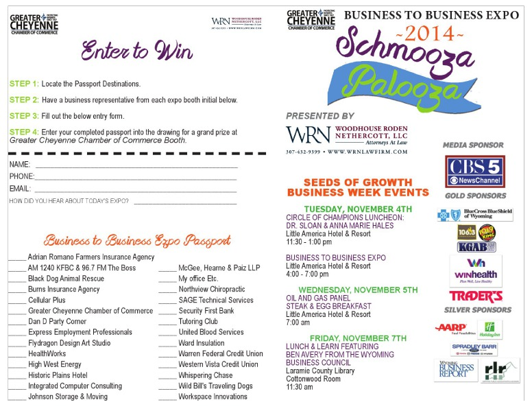Programs Business to Business Expo