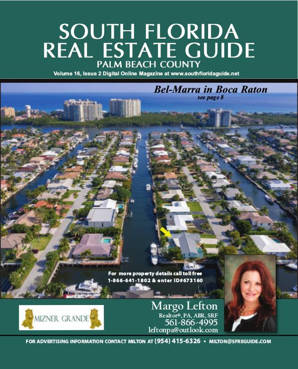 South Florida Real Estate Guide Volume 2