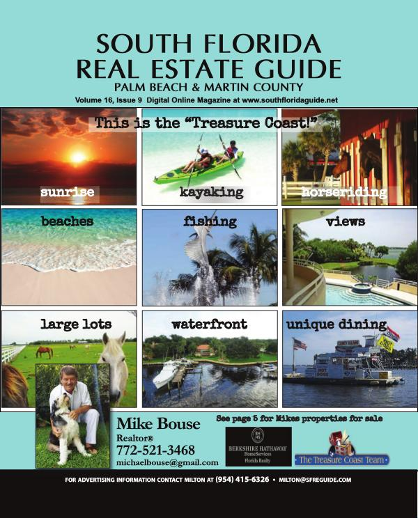 South Florida Real Estate Guide Issue 2