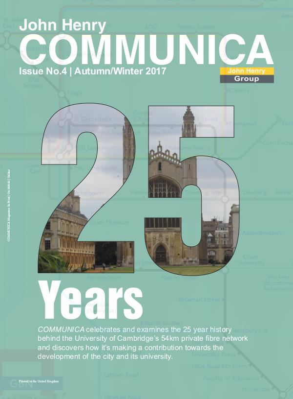 John Henry COMMUNICA COMMUNICA ISSUE FOUR