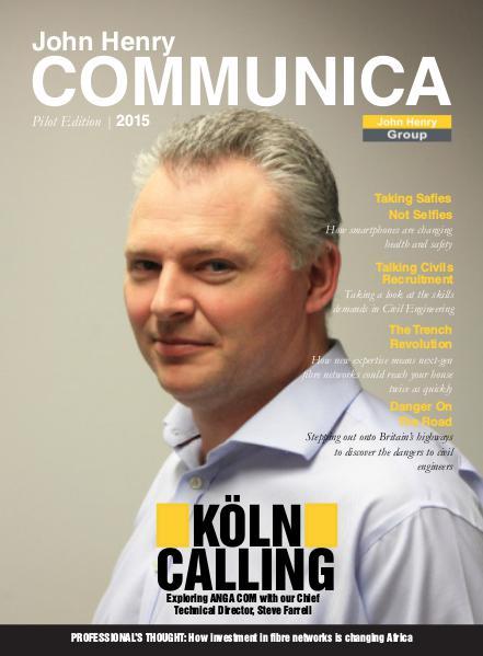 John Henry COMMUNICA Pilot Edition