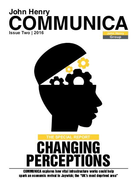 John Henry COMMUNICA Issue Two
