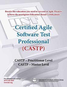 IIST - Software Testing Training - Agile Brochure