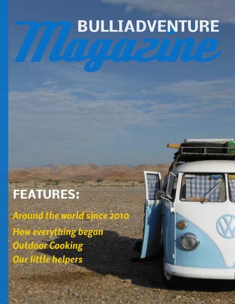 Bulliadventure Magazine June 2015