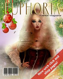 Euphoria Fashion Magazine