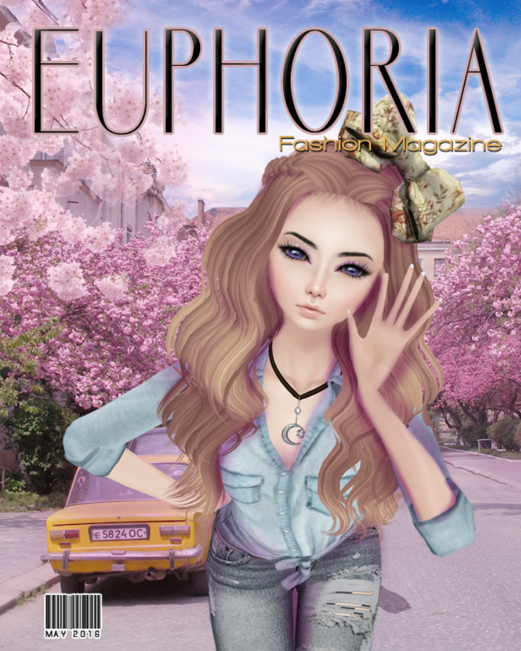 Euphoria Fashion Magazine May 2016