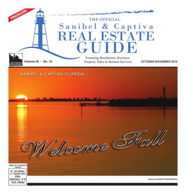 October Real Estate Guide 2019