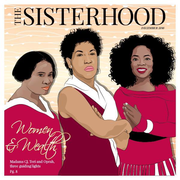The Sisterhood December 2016