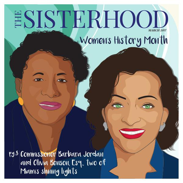 The Sisterhood March 2017