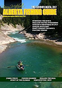 Alberta Fishing Guide
