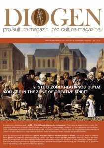 MaxMinus broj 20 DIOGEN pro kultura magazin No1 1.9.2010.g.