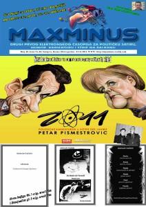 MaxMinus broj 20 MaxMinus 40