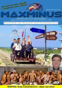 15.1.2012. Specijalno izdanje MaxMinus magazina..
