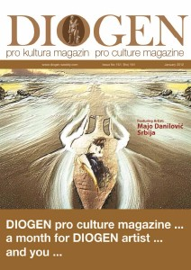 DIOGEN pro art magazin special january 2012