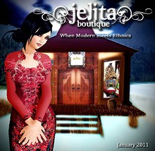 Jelita Catalogue #1 January 2011
