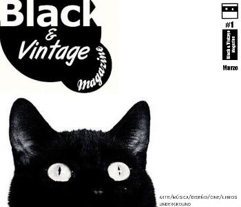 Black & Vintage Black & Vintage