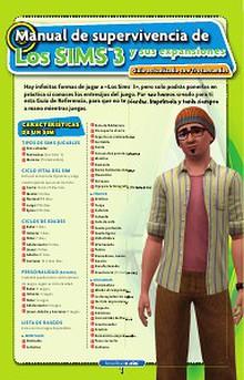 Guia de Referencia Los Sims 3