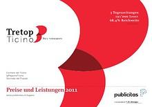 Tre Top Ticino: Preise und Leistungen 2011