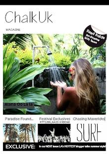 ChalkUk Magazine