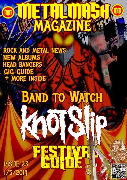 metal mash issue 23
