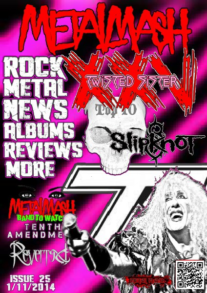 Metal Mash Issue 25
