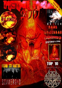 Metal Mash Metal Mash Issue 6