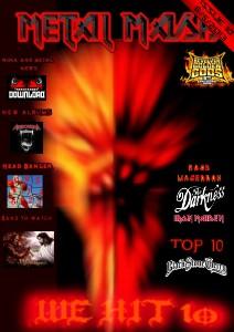 Metal Mash Metal Mash Issue 10