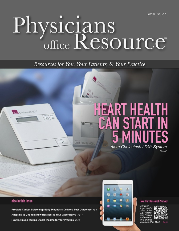Physicians Office Resource Volume 13 Issue 1