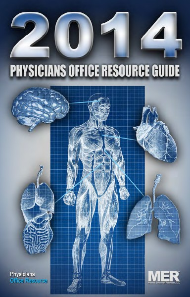 Physicians Office Resource Volume 7 Issue 12 - 2014 Buyers Guide