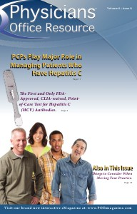 Physicians Office Resource Volume 6 Issue 08