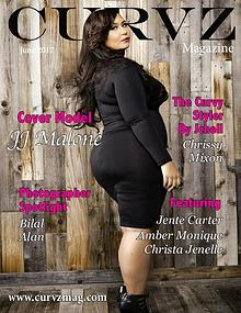 Curvz Magazine June 2017 Issue