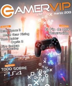 GamerVip Marzo 2013 Año 2 Número 13